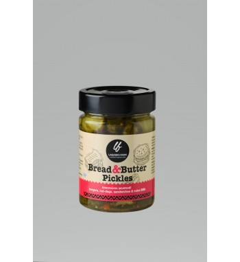 BREAD & BUTTER PICKLES 500g